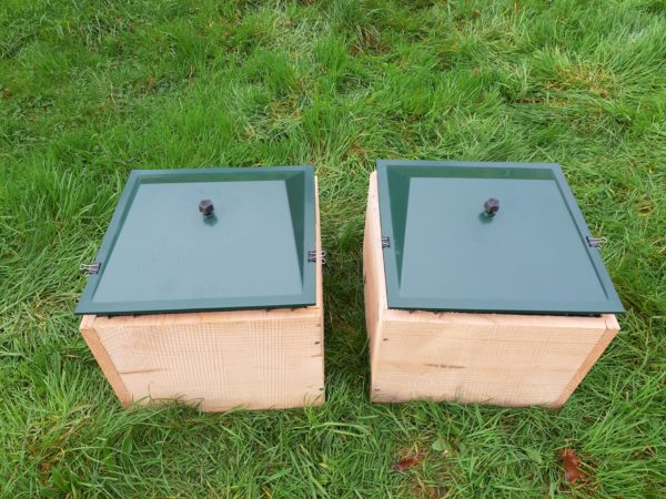 Magic Box composter 2 box unit